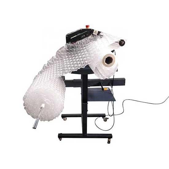 Air Cushion Machine & Auto Winding System