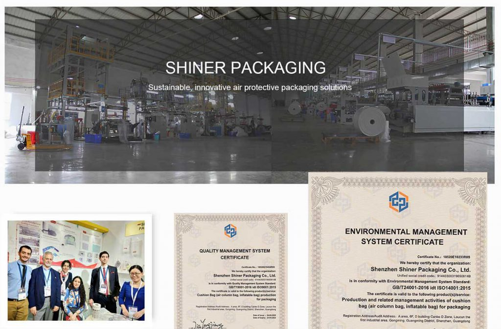 ShinerPack - Protective Packaging Solutions